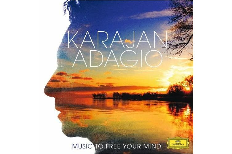 Karajan Adagio - Music To Free Your Mind  [2 Discs]