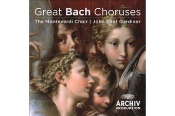Great Bach Choruses