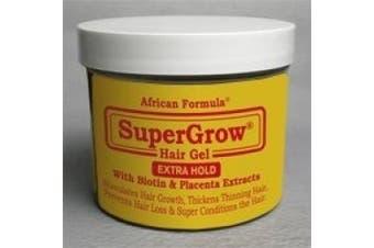 African Formula Super Grow Hair Gel Extra Hold 120ml
