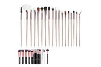 BESTOPE 18 Pieces Professional Eye Makeup Brush Set