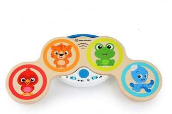 (Drum) - Baby Einstein Magic Touch Wooden Drum Musical Toy, Ages 6 months +