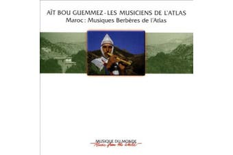 Berber Music from Morocco
