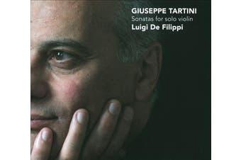 Giuseppe Tartini: Sonatas for Solo Violin