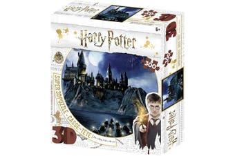 Harry Potter Hogwarts 3D Jigsaw Puzzle 300 Piece Multi-colour