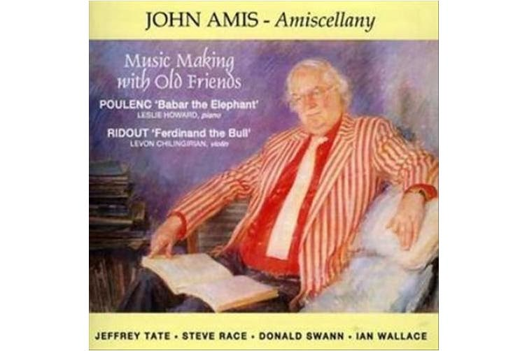 Amiscellany: Music Making with Old Friends