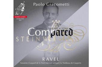 Compared, Vol. 1: Erard vs. Steinway - Ravel
