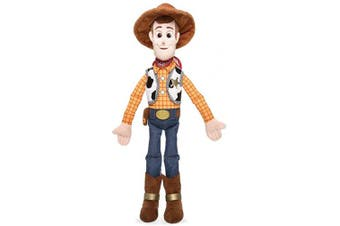 Disney Pixar Woody Plush – Toy Story 4 – Medium – 46cm