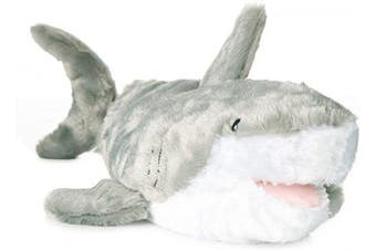 1i4 Group Warm Pals Microwavable Lavender Scented Plush Toy Stuffed Animal - Samuel Shark