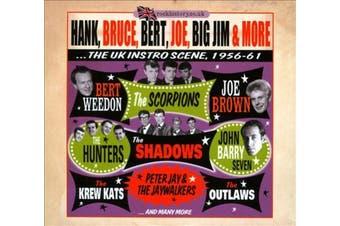 Hank Bruce Bert Joe Big Jim & More [Digipak]