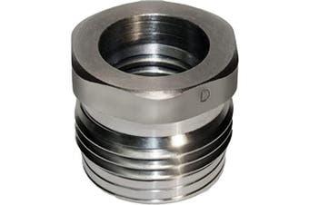 (2.5cm  8TPI) - JL-BRAND Thread Chuck Insert/Adaptor female 2.5cm 8 TPI male 1-1/2-8 TPI for Ref - IDNS - 101234 (2.5cm 8TPI) for NOVA lathe chuck
