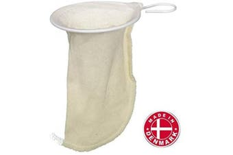 (1, 8.3cm  Cloth Filter) - Made in Denmark, Cloth Tea Filter