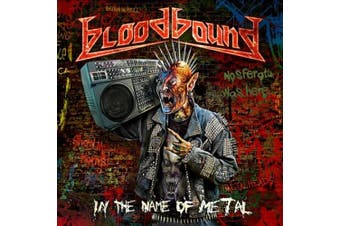 In the Name of Metal [Digipak] *