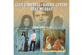 Bobbie Gentry & Glen Campbell/Anne Murray & Glen Campbell