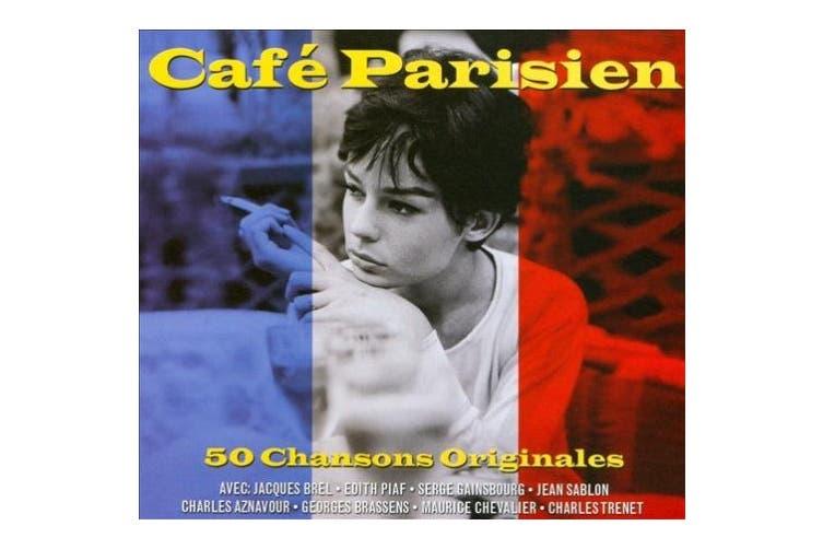 Cafe Parisien [Not Now]