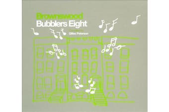 Brownswood Bubblers Eight [Digipak]