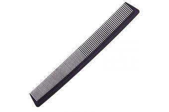 Combs for Men,Fine and Wide Tooth Hair Comb,Detangling Combs for Men Haircut(black)