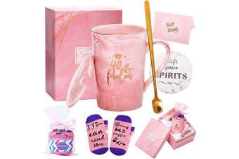 (40&Fabulous Premium) - 40th Birthday Gifts for Women - 40th Gifts Idea for Women Her Wife Mom Grandma Sister BFF Friend 410ml Birthday Gifts Mug
