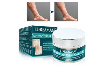 Varicose veins cream,Varicose Cream,Varicose VeinTreatment,Improves Varicose Veins and Spider Veins,Relieve phlebitis, vasculitis, Inflammation,Legs Care Safe Cream