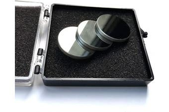 (Dia: 25mm ; 3PCS) - CNCOLETECH Mo Mirror 3PCS Dia:25mm for CO2 Laser Engraving Cutting Engraver/Cutter 80W 100W 130W 150W 180W