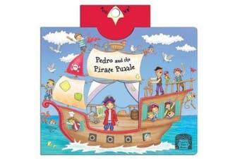 Pedro and the Pirate Puzzle (Theater Books) [Board book]
