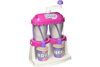 AMAV Toys- Nerds Multi Coloured Slush Machine. Make Your Favourite Flavoured Slushies at Home -Perfect Idea for Holidays & Birthdays Activity for Kids Aged 5+