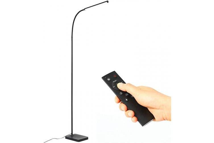 Le Star Led Gooseneck Floor Lamp