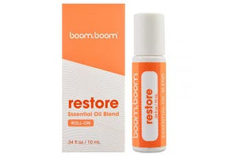 Restore Essential Oil Blend Roll-On by BoomBoom