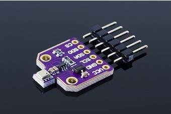 ACROBOTIC BME-680 Temperature, Humidity, Pressure and Gas VoC Sensor Breakout Board for Arduino Raspberry Pi ESP8266 3~5VDC BME680