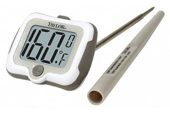 Taylor 9836 Pro Series Digital Deep Fry/Candy Digital Thermometer with Adjustable Head
