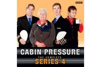 Cabin Pressure: The Complete Series 4 [Audio]