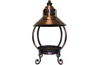 (Star, Copper) - A Cheerful Giver Copper Star Lantern