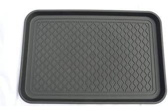 Ottomanson Boot Tray, 60cm X 38cm , Black