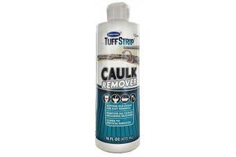 Crown Tuff Strip Ultimate Caulk Remover - Removes Caulk in 2 Hours, 470mls
