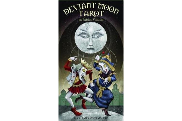 Deviant Moon Tarot - Standard