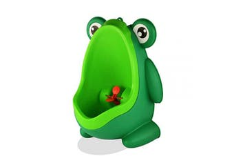 Boy's Potty Training - Baby Potty Urinal Pee Trainer Urine/Toilet Training for Boys - Green Forg