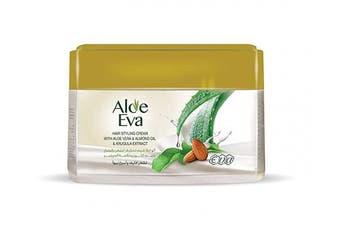 Aloe Eva Hair Styling Cream With Aloe Vera & Almond Oil & Arugula Extract (90ml / 85 gm)