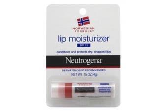 (5ml) - Neutrogena Norwegian Formula Lip Moisturiser, SPF 15, 5ml