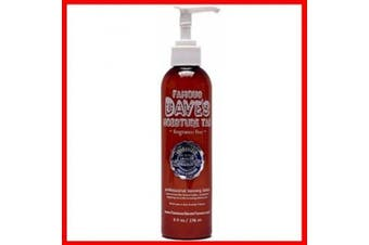 Famous Dave's Moisture Tan *15,000 TESTIMONIALS* Self Tanner 240ml Professional Tanning Lotion