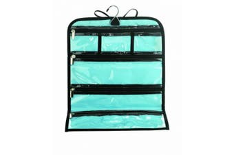 Travel Smart by Conair Jewellery Roll Bag