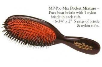 (Pocket Pure Boar Bristle) - Mason Pearson Brush Childs