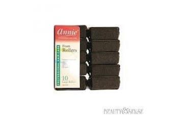 Annie 1063 Foam Roller Black - 10 Ct.