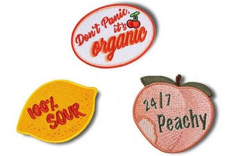 (Fruit Pack Set) - Soinx Patches (Garden Patch Set)