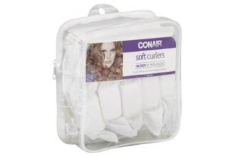 (Soft Curlers 24 Ct) - Conair Soft Curlers