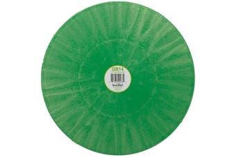 Speedball 36cm Round Pottery Wheel Bat, Green