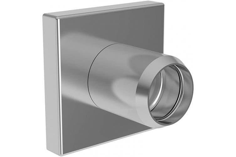 (Polished Nickel, Lineal) - Ginger 5239B/PN Lineal Shower Rod Brackets, Polished Nickel