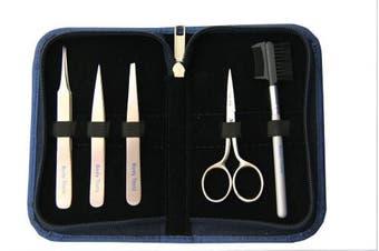 (3566 - Deluxe Eyebrow Kit) - Body Toolz Deluxe Eyebrow Kit