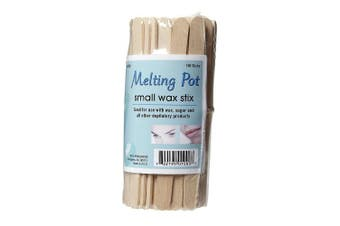 Melting Pot Small Wax Applicator Stix