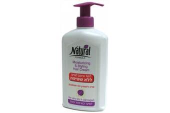 Natural Formula Hair Cream Classic Jojoba, Pro-Vitamin B5