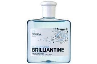 Pashana Blue Orchid Fragrant Brilliantine (250ml)
