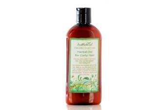 Herbal Gel for Curly Hair
